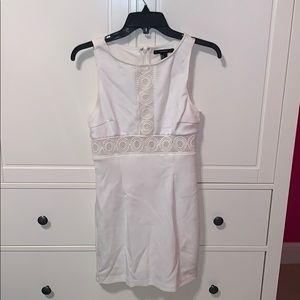 Forever 21 white dress.